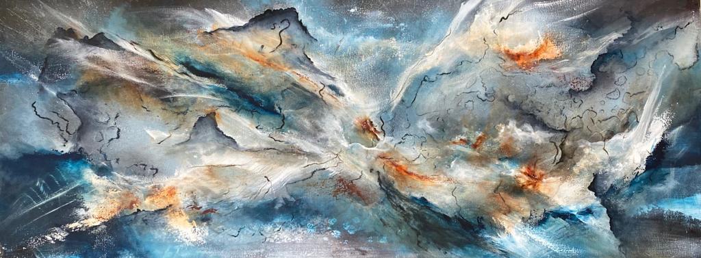 Kunst: Vitaliteit van kunstenaar Maria Verstappen