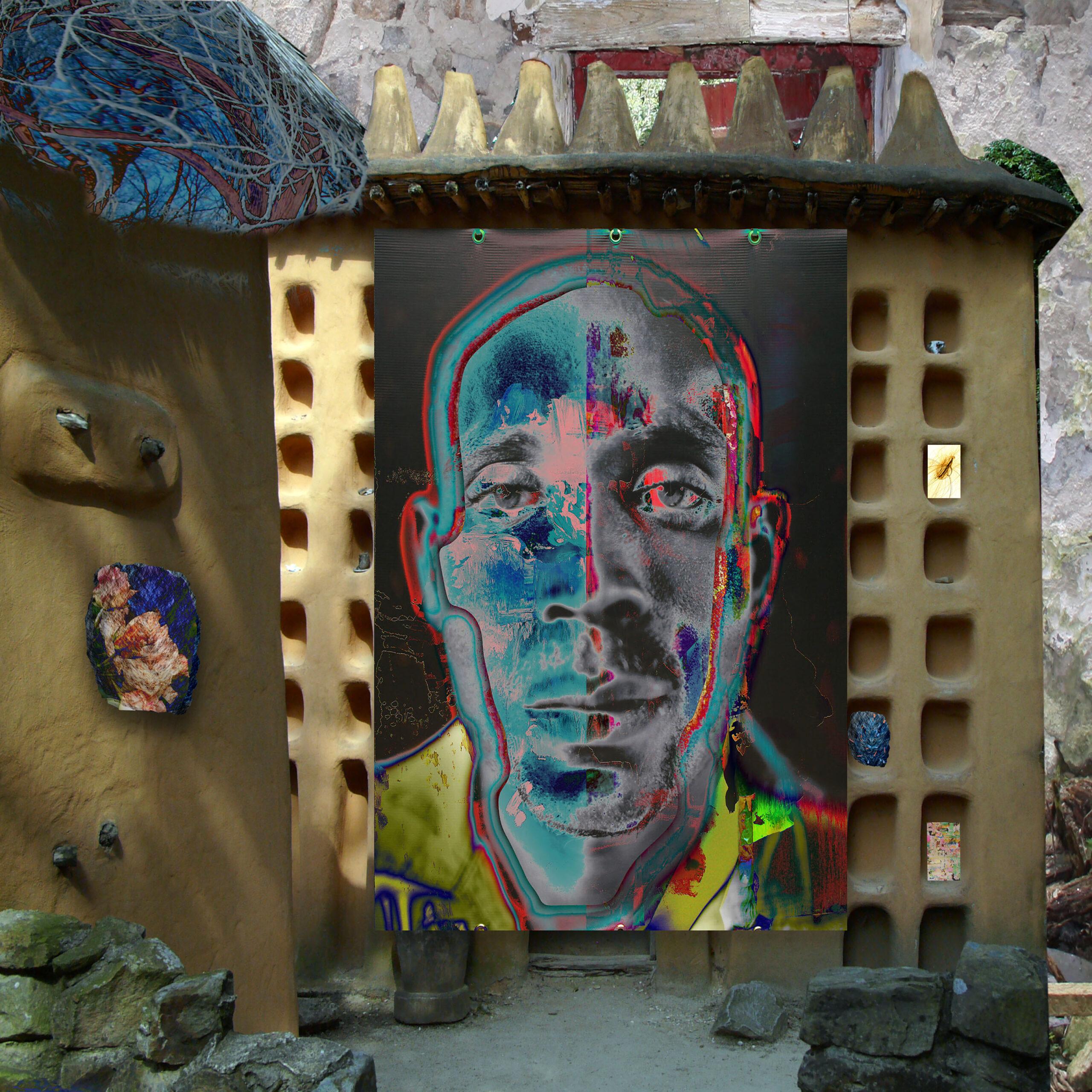 Kunst: Afrikaanse verhalen van kunstenaar Geert Lemmers