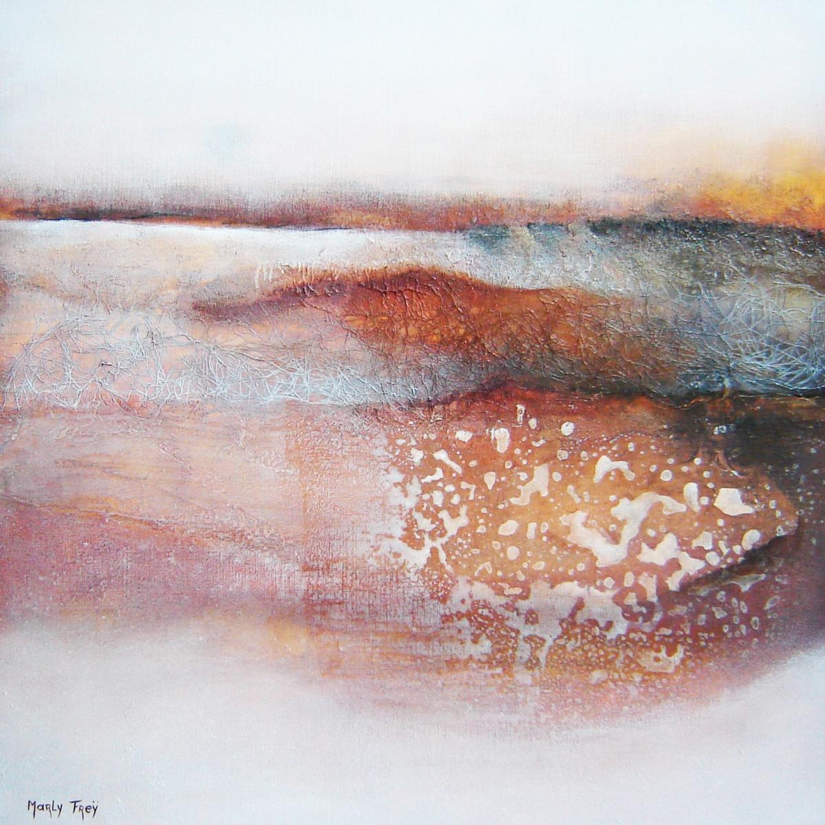 Kunst: 1008 van kunstenaar Marly Freij(vergezichten)