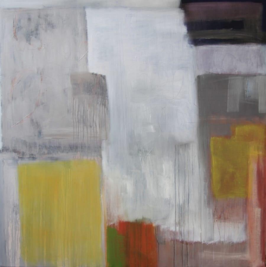 Kunst: Abstract I van kunstenaar Lou Vos