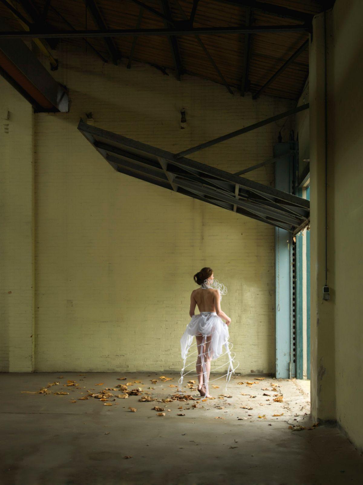 Kunst: Acsencion – II van kunstenaar Barend Houtsmuller