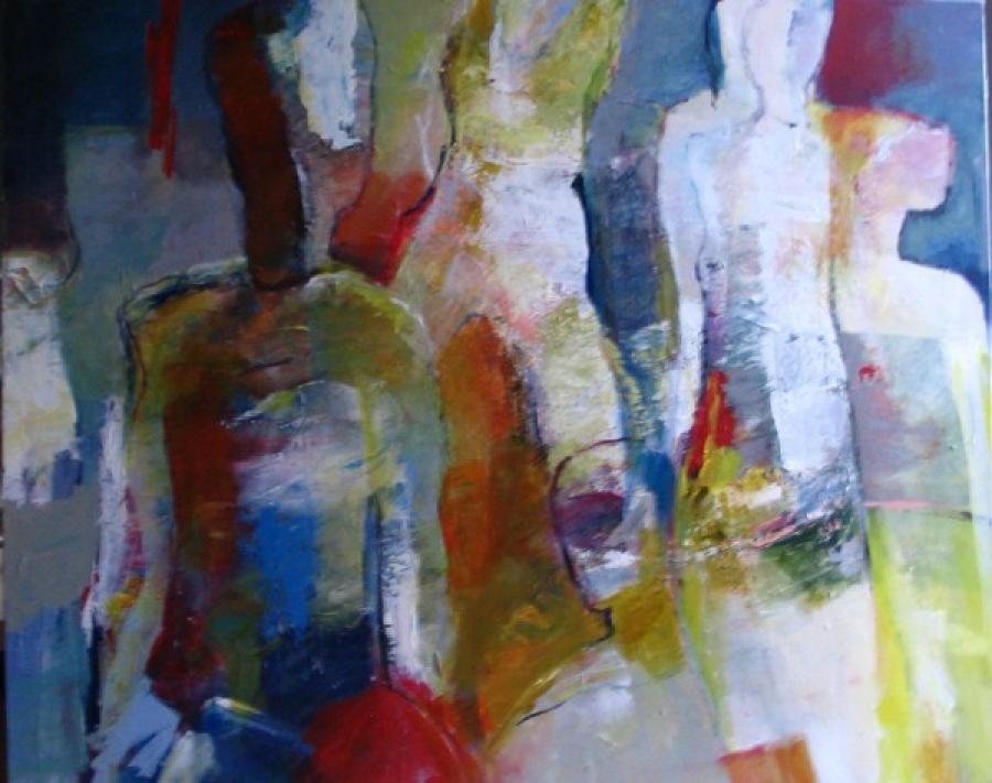 Kunst: afscheid van kunstenaar Heleen Wilke