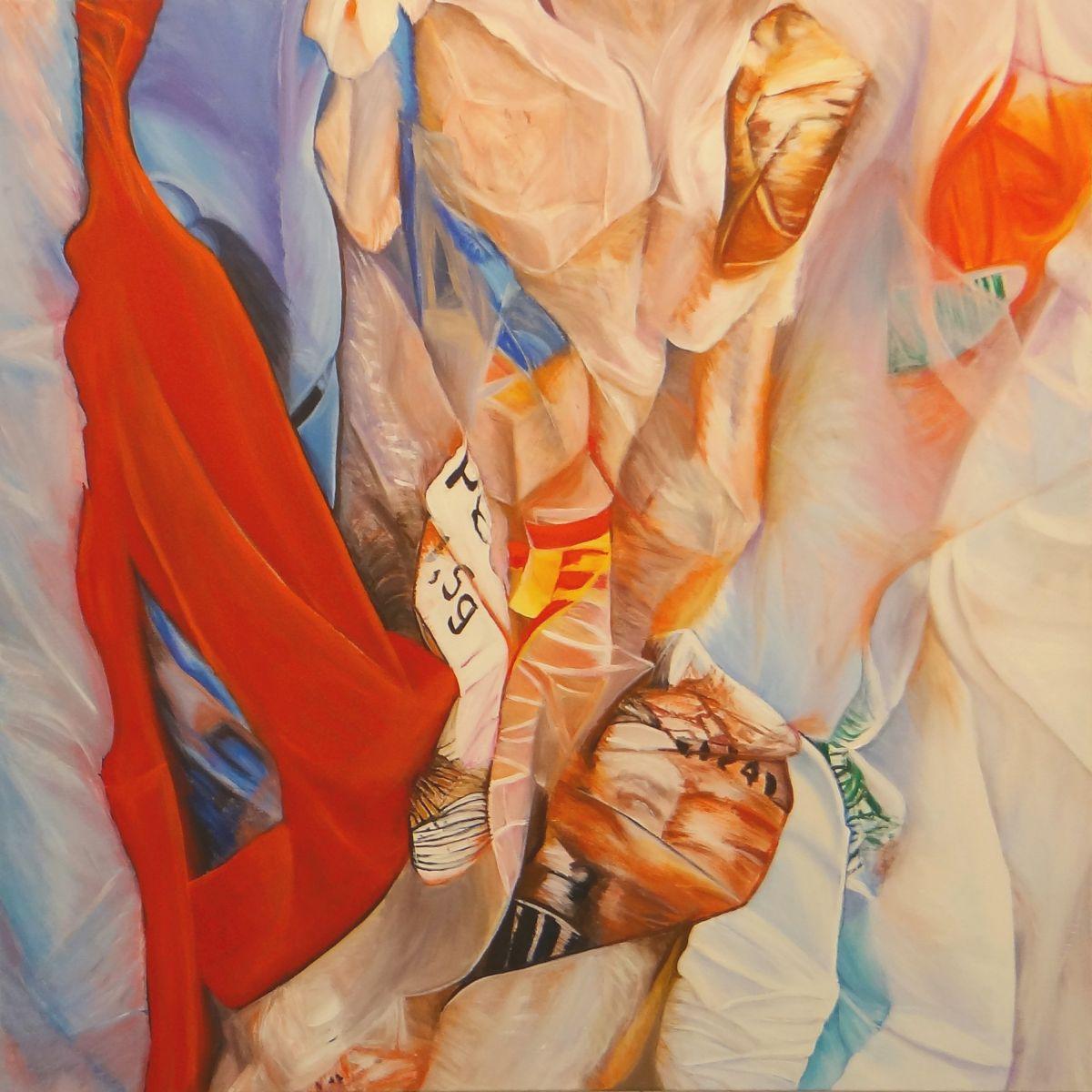 Kunst: AfterGlow van kunstenaar Ella Joosten