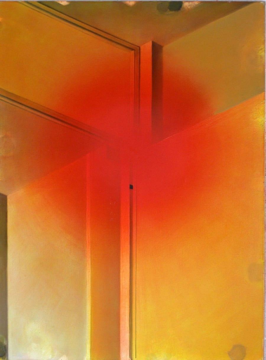 Kunst: agent orange van kunstenaar Leo Wijnhoven