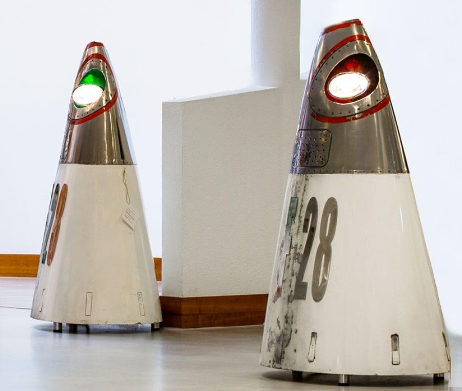 Kunst: Air to light van kunstenaar Wilco van Leeuwen