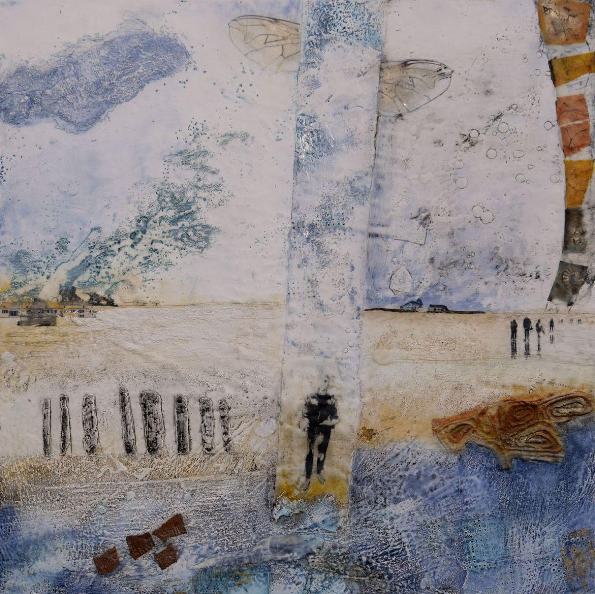 Kunst: Always a story 1 van kunstenaar Trijnie Mohlmann