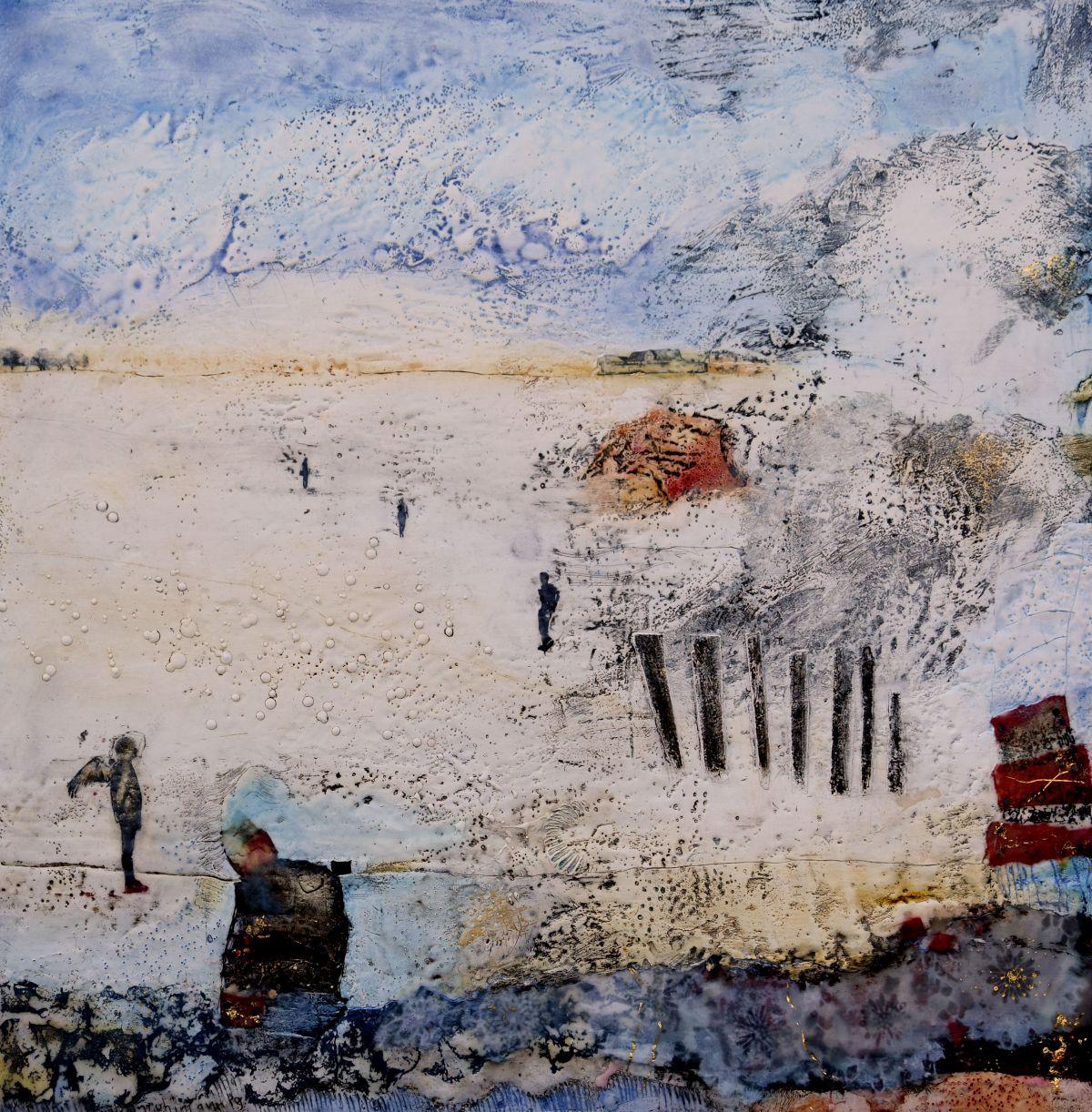 Kunst: Always a story 2 van kunstenaar Trijnie Mohlmann