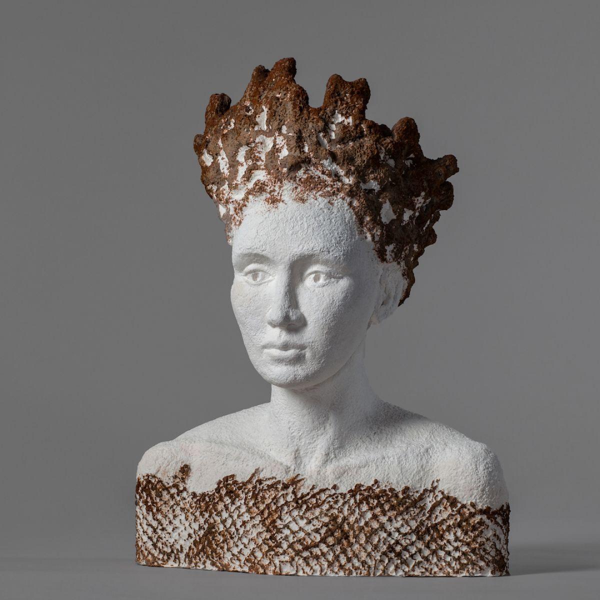 Kunst: Amphitrite van kunstenaar Diana Joseph