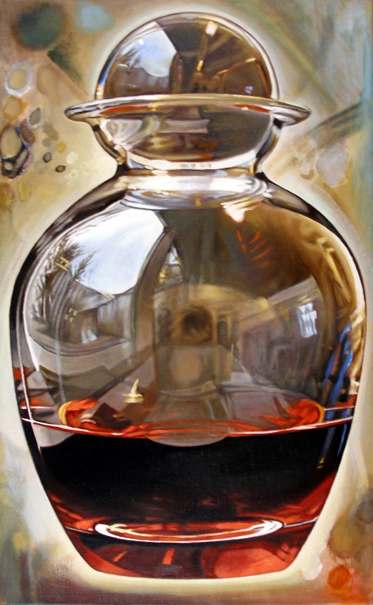 Kunst: another sangria van kunstenaar Leo Wijnhoven