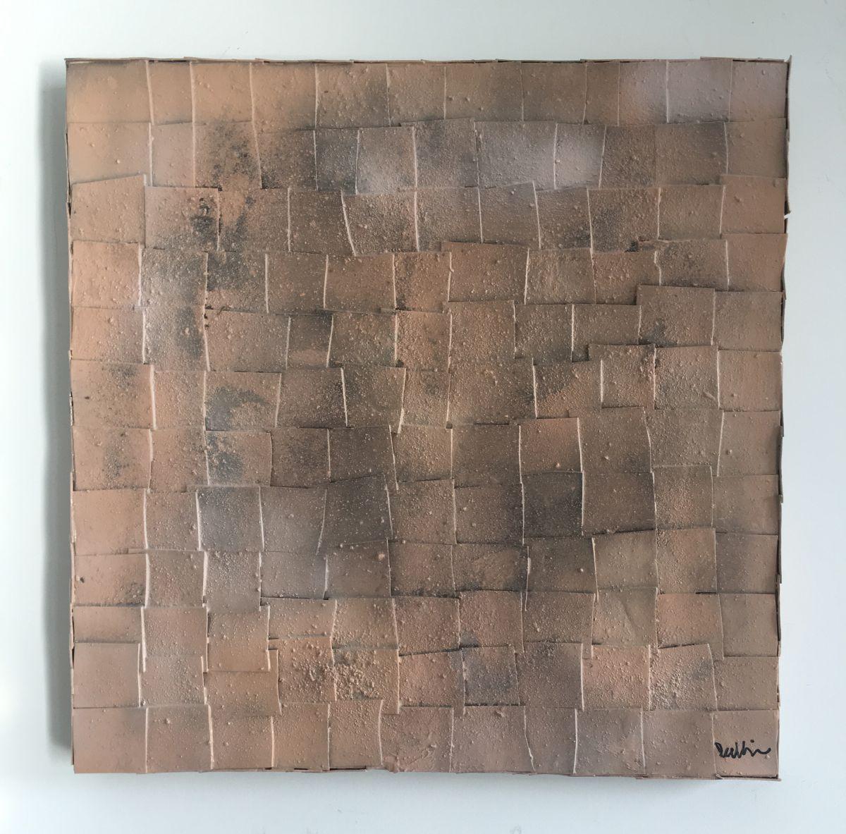 Kunst: Armadillo van kunstenaar Ketlin van Esschoten