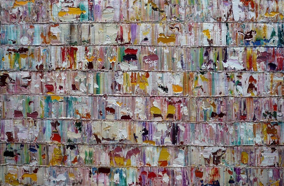 Kunst: Arnarvon van kunstenaar Rinus Hofman