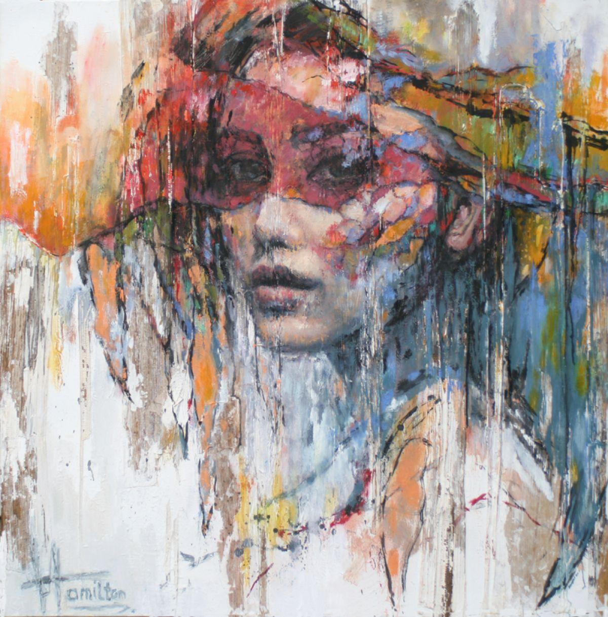 Kunst: Avelon van kunstenaar Evelyn Hamilton