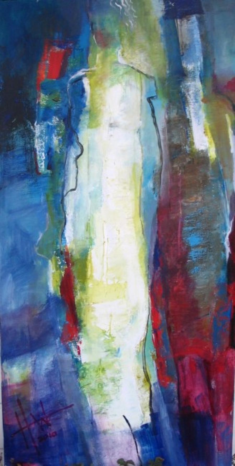 Kunst: Avond van kunstenaar Heleen Wilke