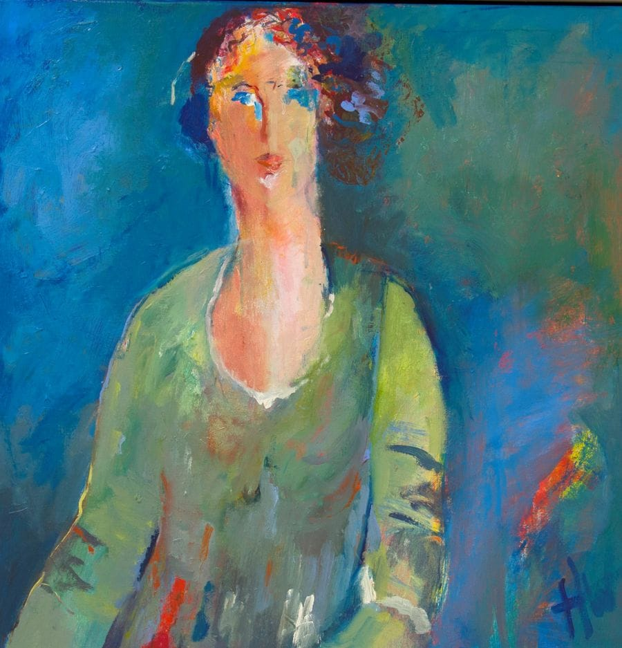 Kunst: Avond 2 van kunstenaar Heleen Wilke