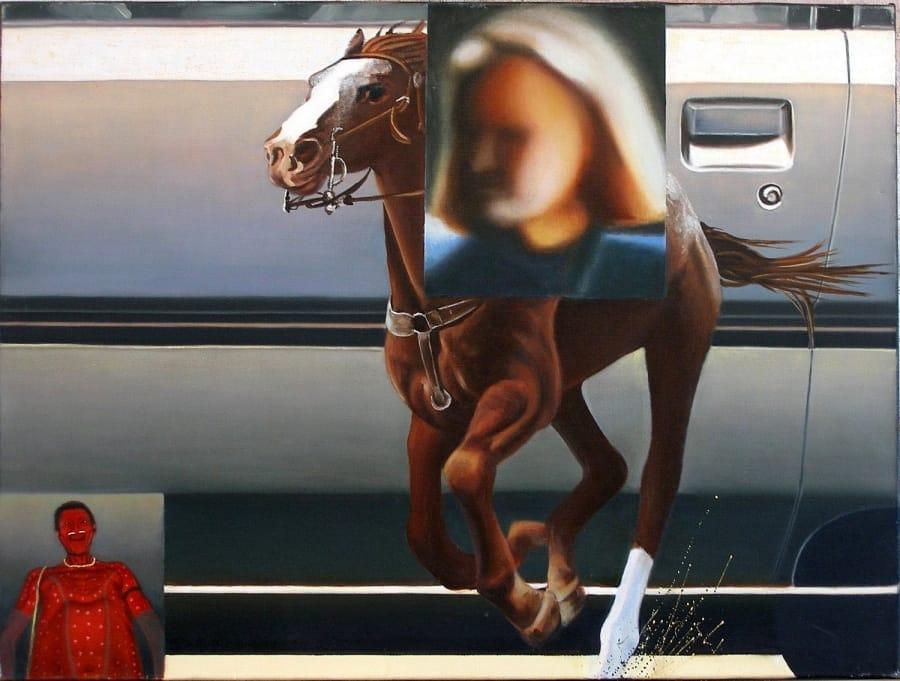 Kunst: back to the future van kunstenaar Leo Wijnhoven