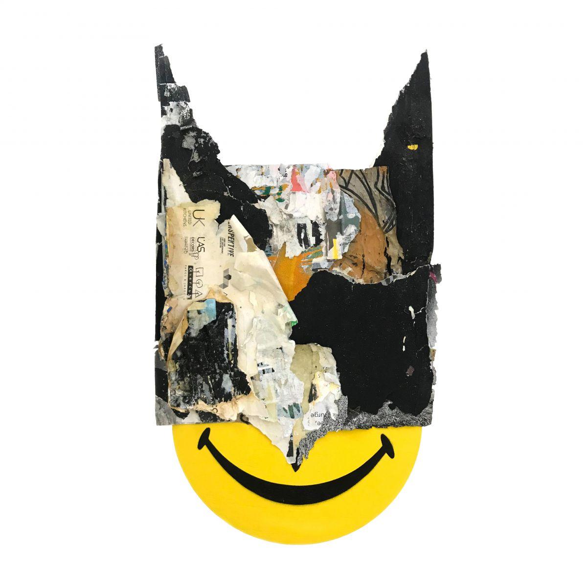 Kunst: Bad Smile no 4 van kunstenaar Perishable Rush