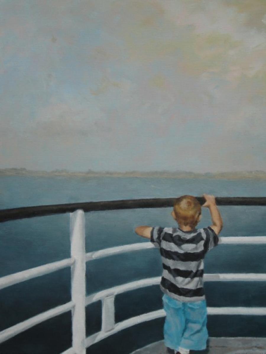 Kunst: Bijna thuis van kunstenaar Miranda Karskens