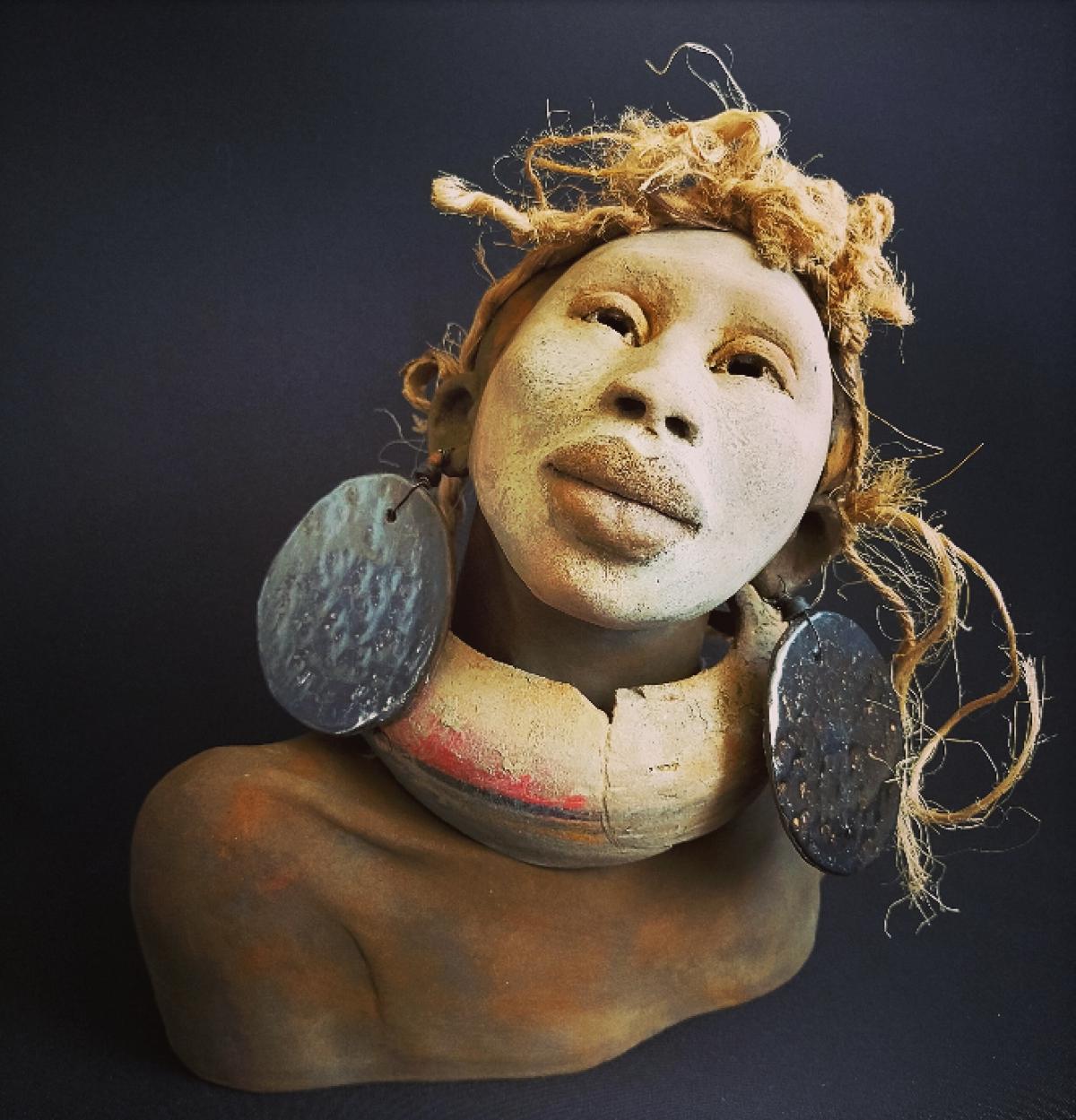 Kunst: Binti – Dochter van kunstenaar Lilian Wessels