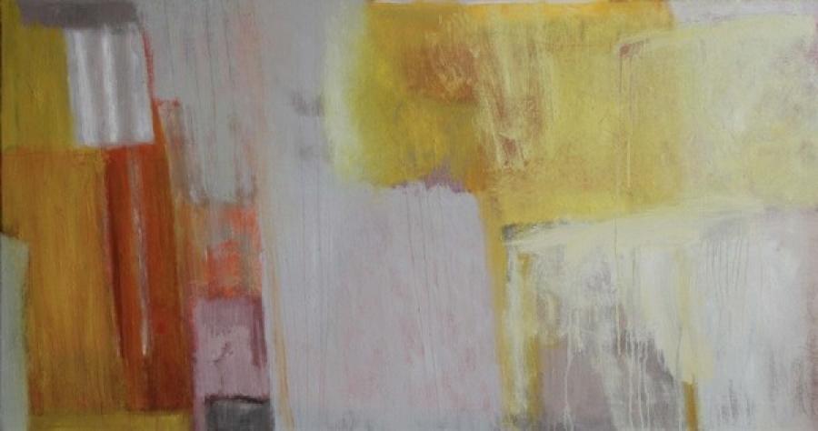 Kunst: Birch land van kunstenaar Lou Vos