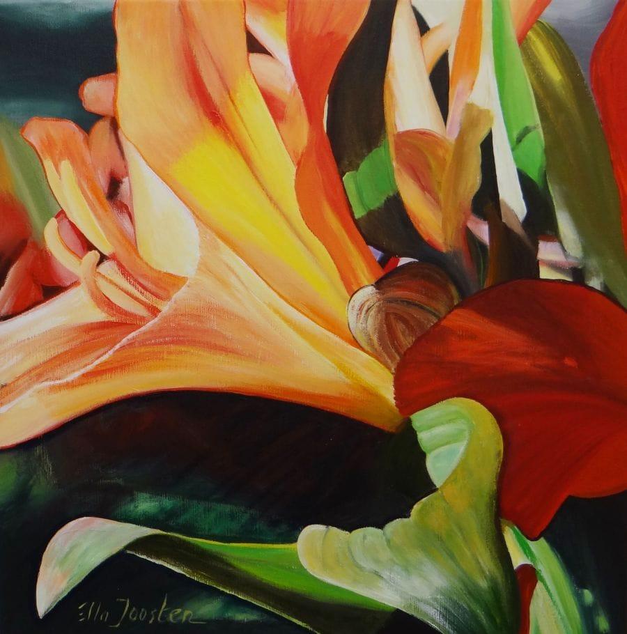 Kunst: bl4 van kunstenaar Ella Joosten