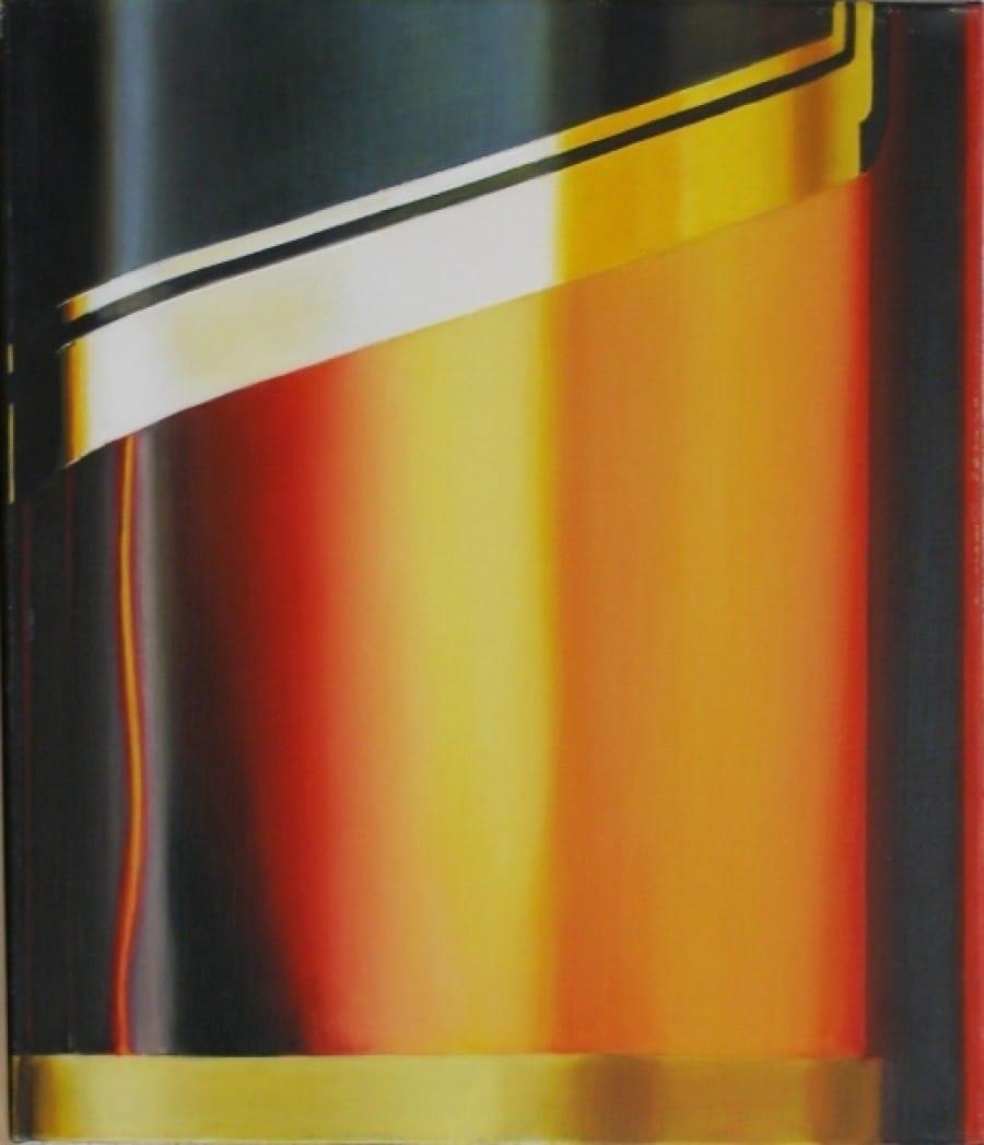 Kunst: Black-label van kunstenaar Leo Wijnhoven