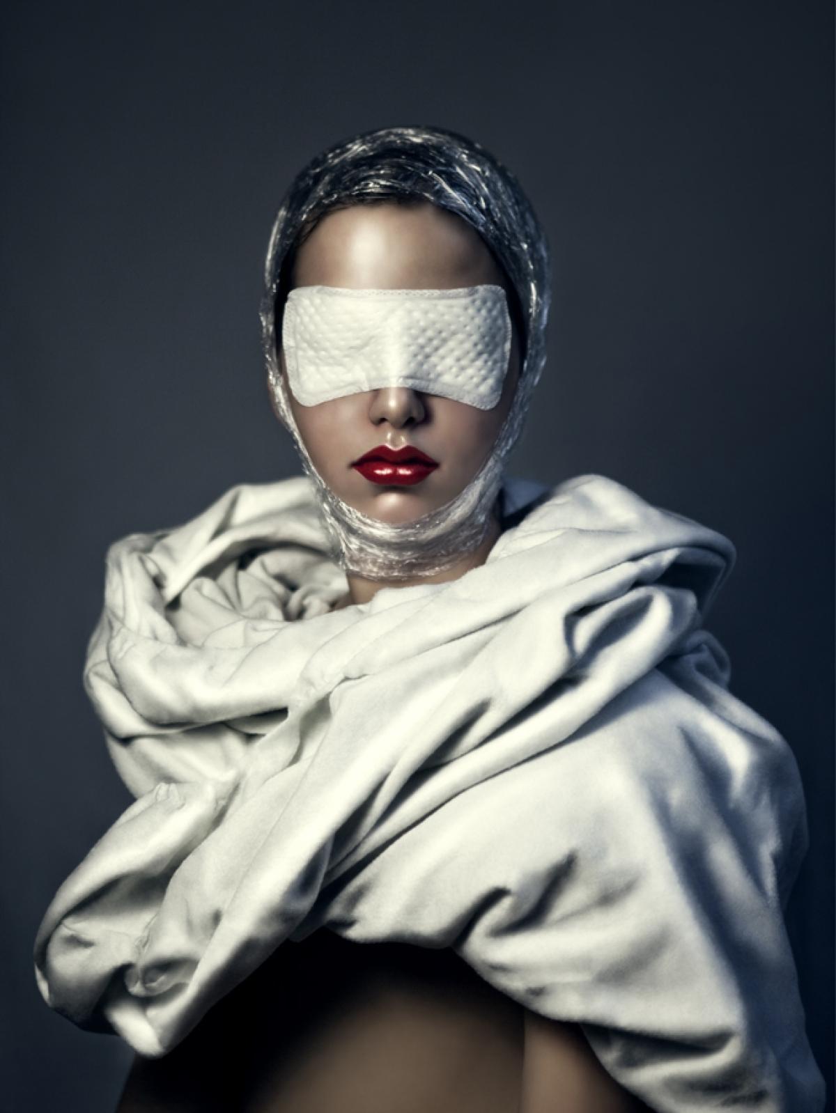 Kunst: Blind intuition van kunstenaar Jenny Boot