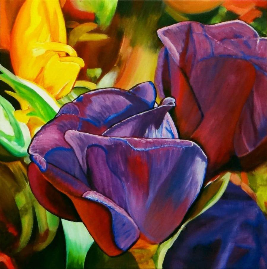 Kunst: BLl6 van kunstenaar Ella Joosten