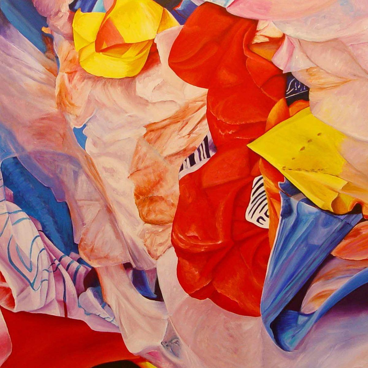 Kunst: Blush van kunstenaar Ella Joosten
