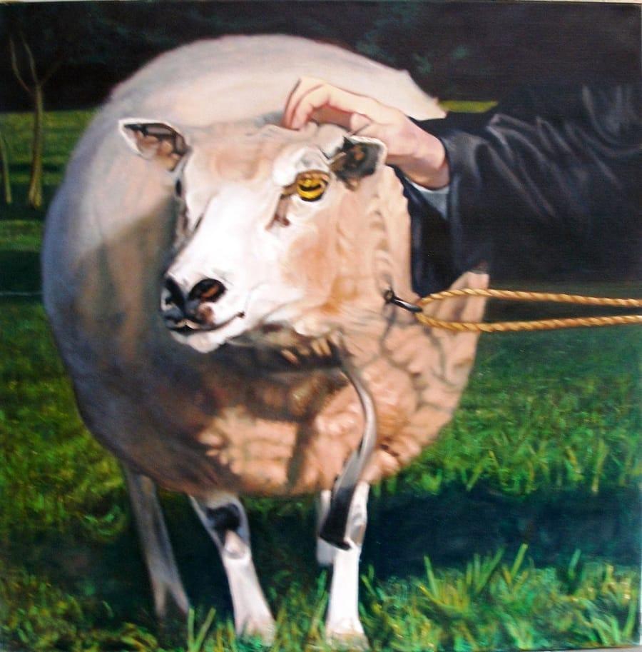 Kunst: braaf van kunstenaar Leo Wijnhoven