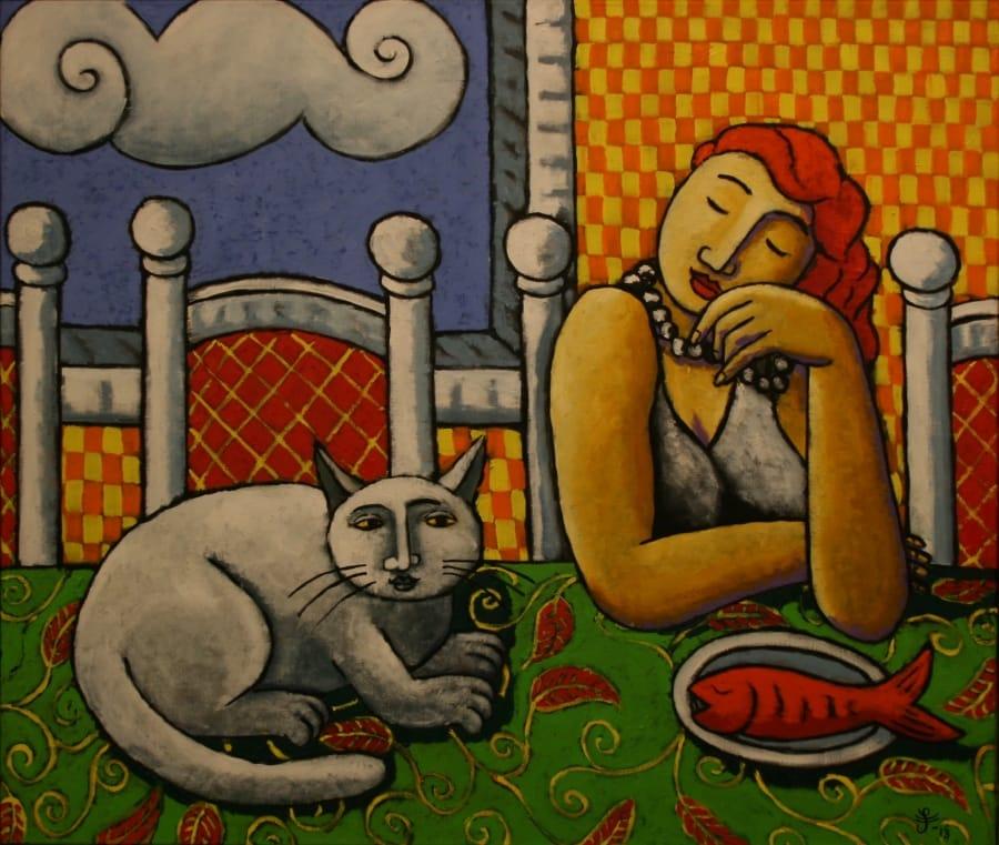 Kunst: Brand new memories van kunstenaar Jacques Tange