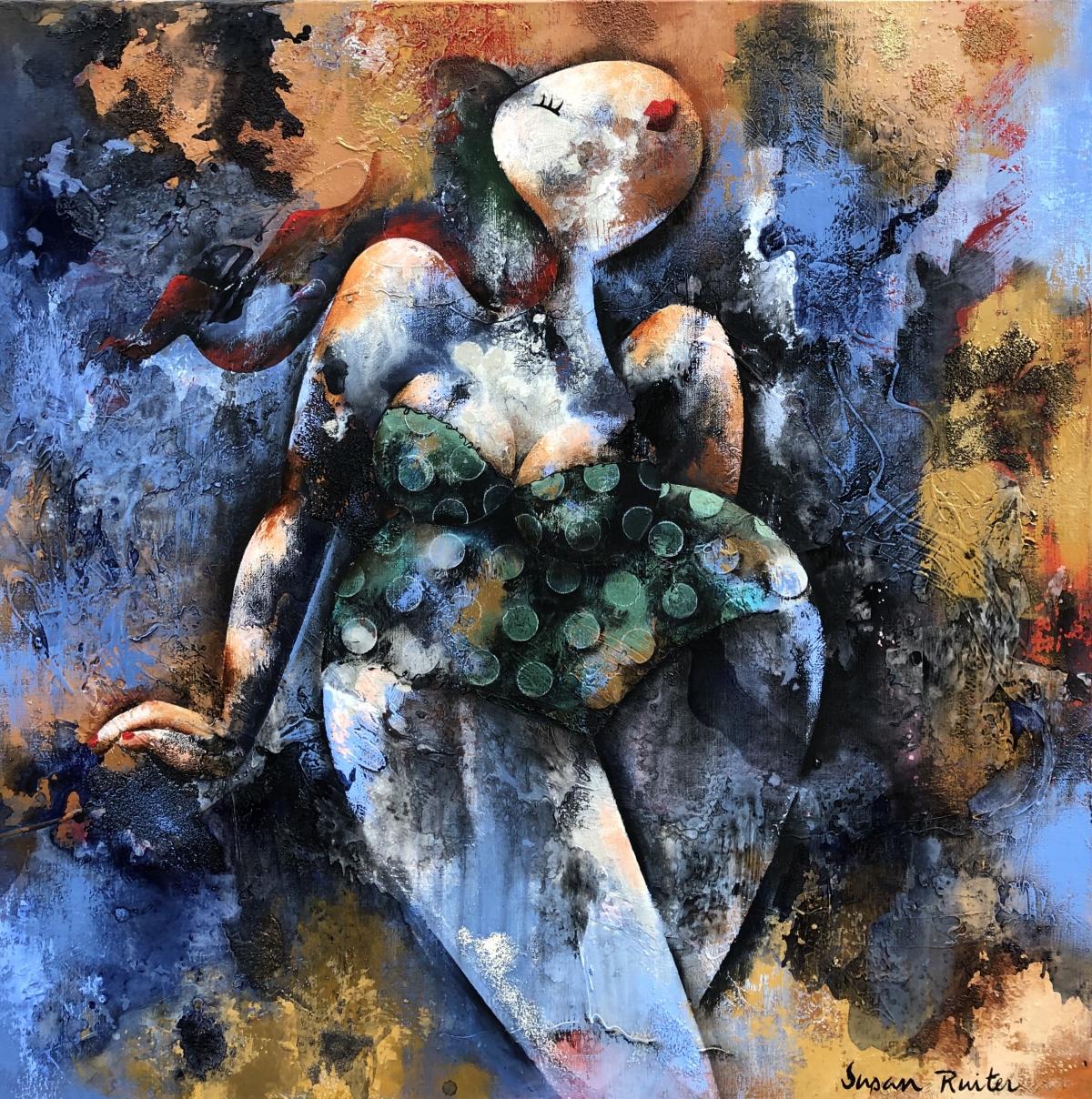 Kunst: Breathe van kunstenaar Susan Ruiter
