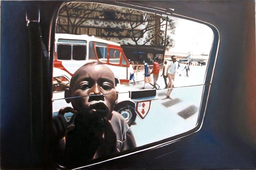 Kunst: breedbeeld van kunstenaar Leo Wijnhoven