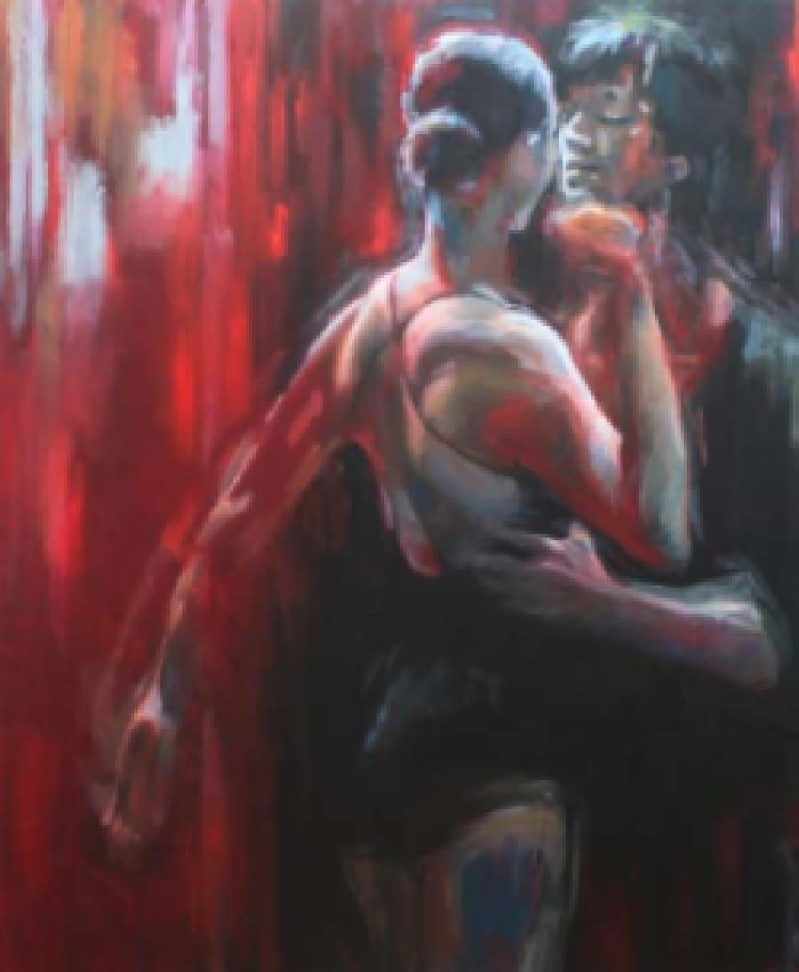 Kunst: Briefly van kunstenaar Evelyn Hamilton