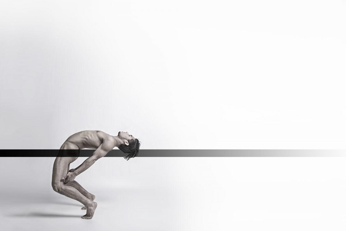 Kunst: Censored I van kunstenaar Gert Lammerts