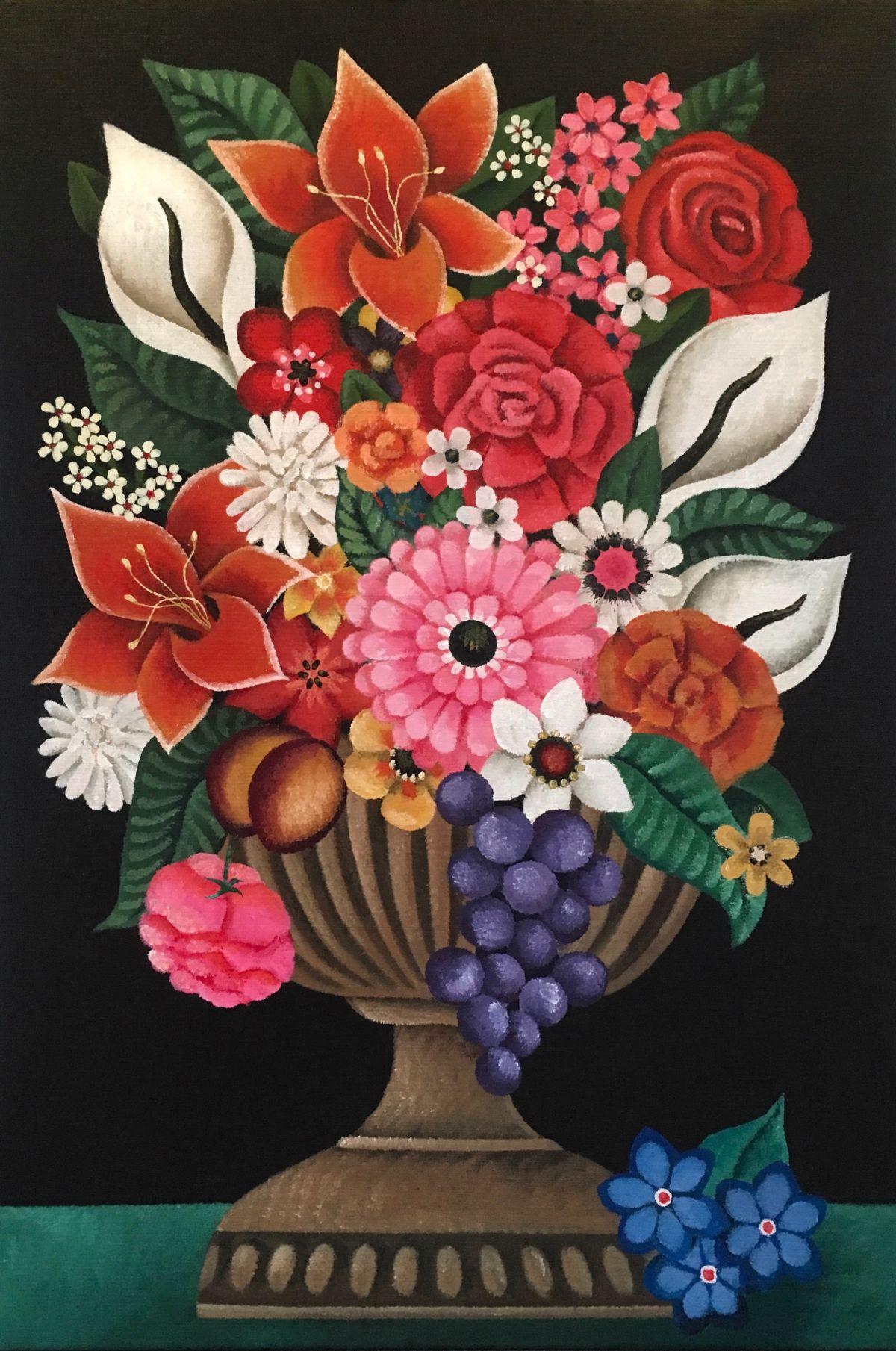 Kunst: Centre piece van kunstenaar Yvonne Zomerdijk