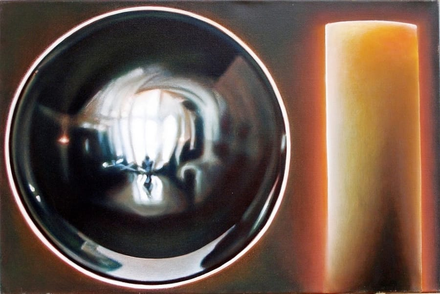 Kunst: com digital van kunstenaar Leo Wijnhoven