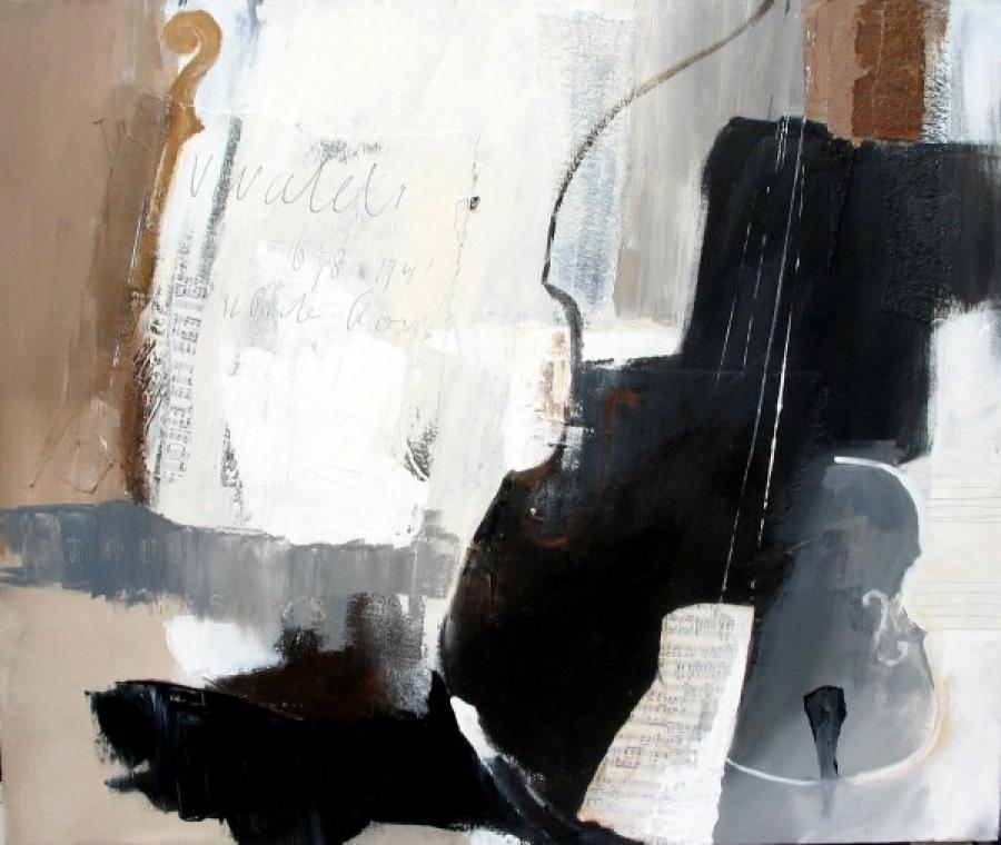 Kunst: Contra van kunstenaar Lydia van Domburgh