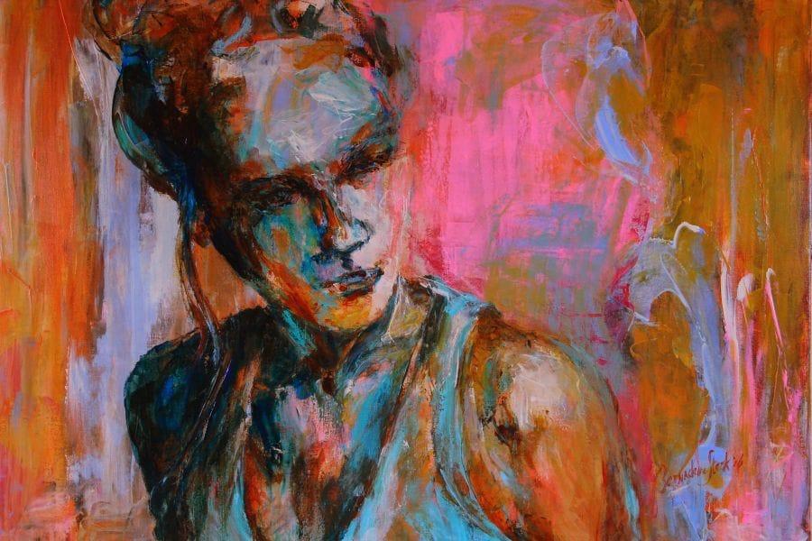 Kunst: Copper van kunstenaar Bernadette Sterk