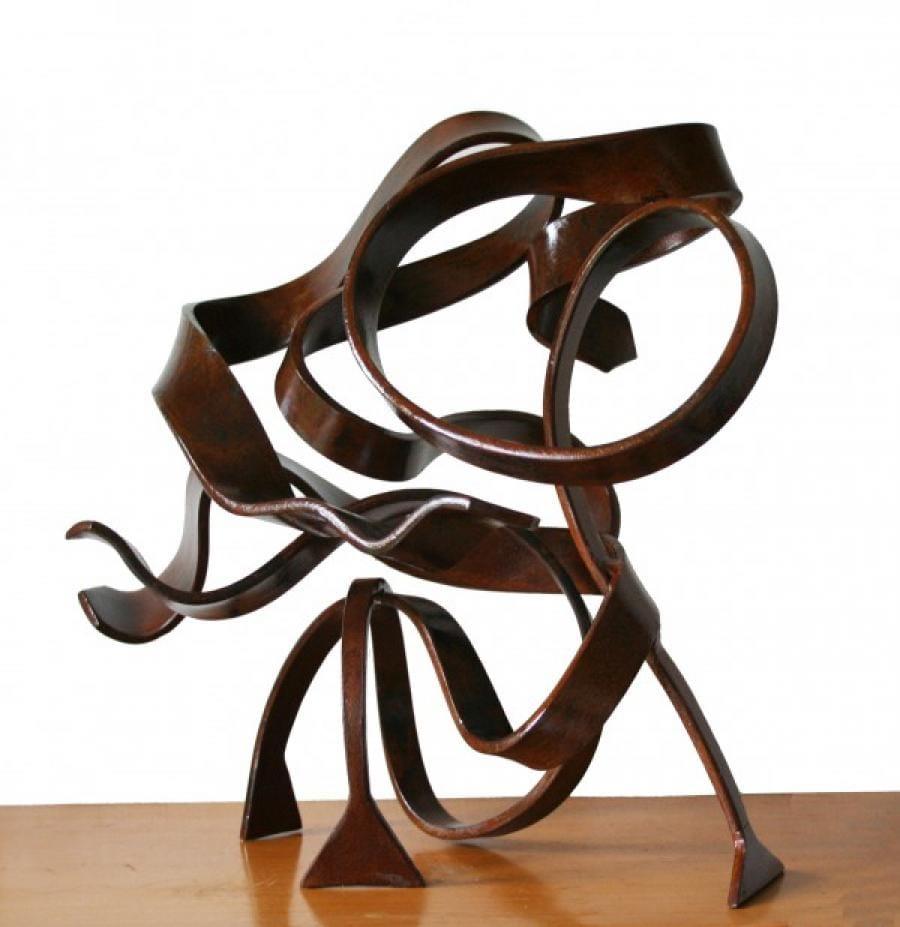 Kunst: Corporate identity 2 van kunstenaar Frans Muhren
