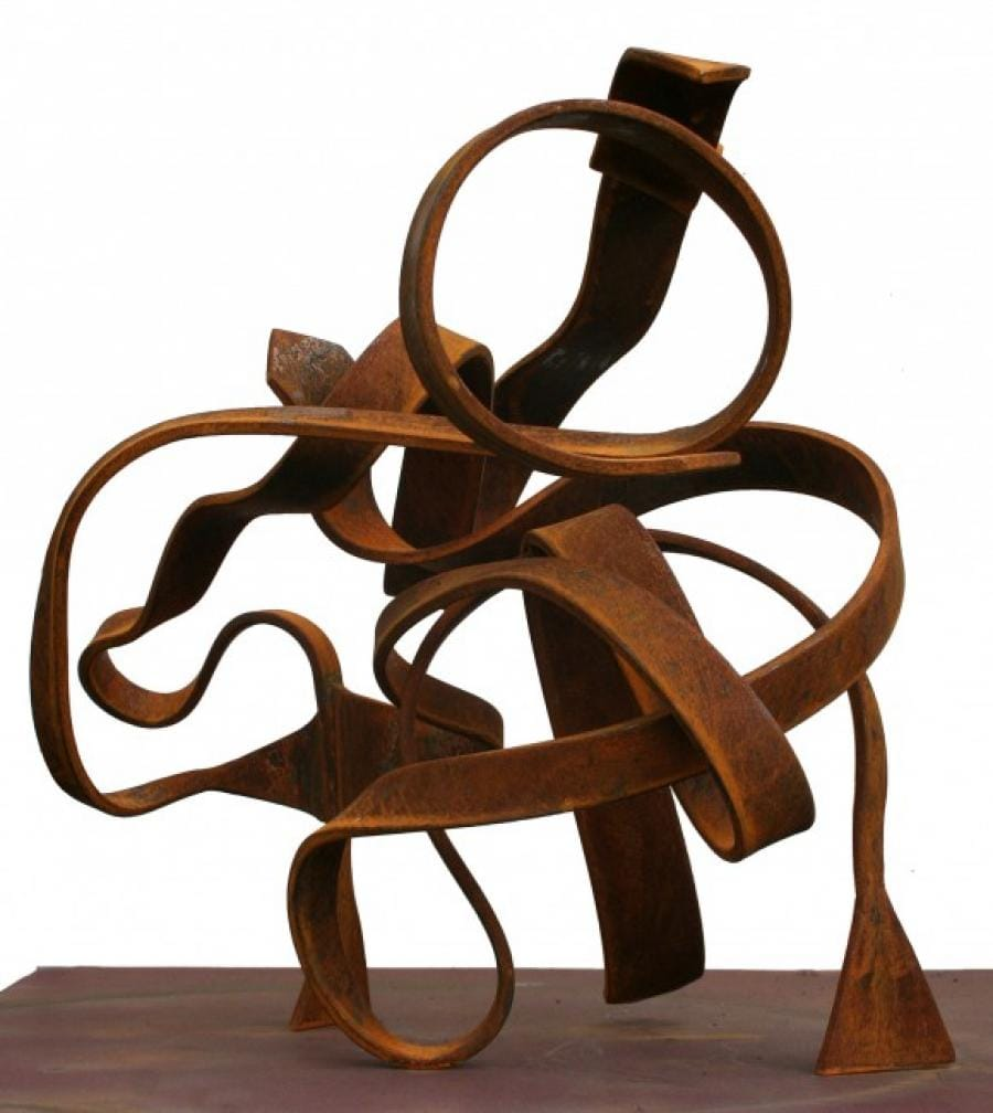 Kunst: Corporate identity 3 van kunstenaar Frans Muhren