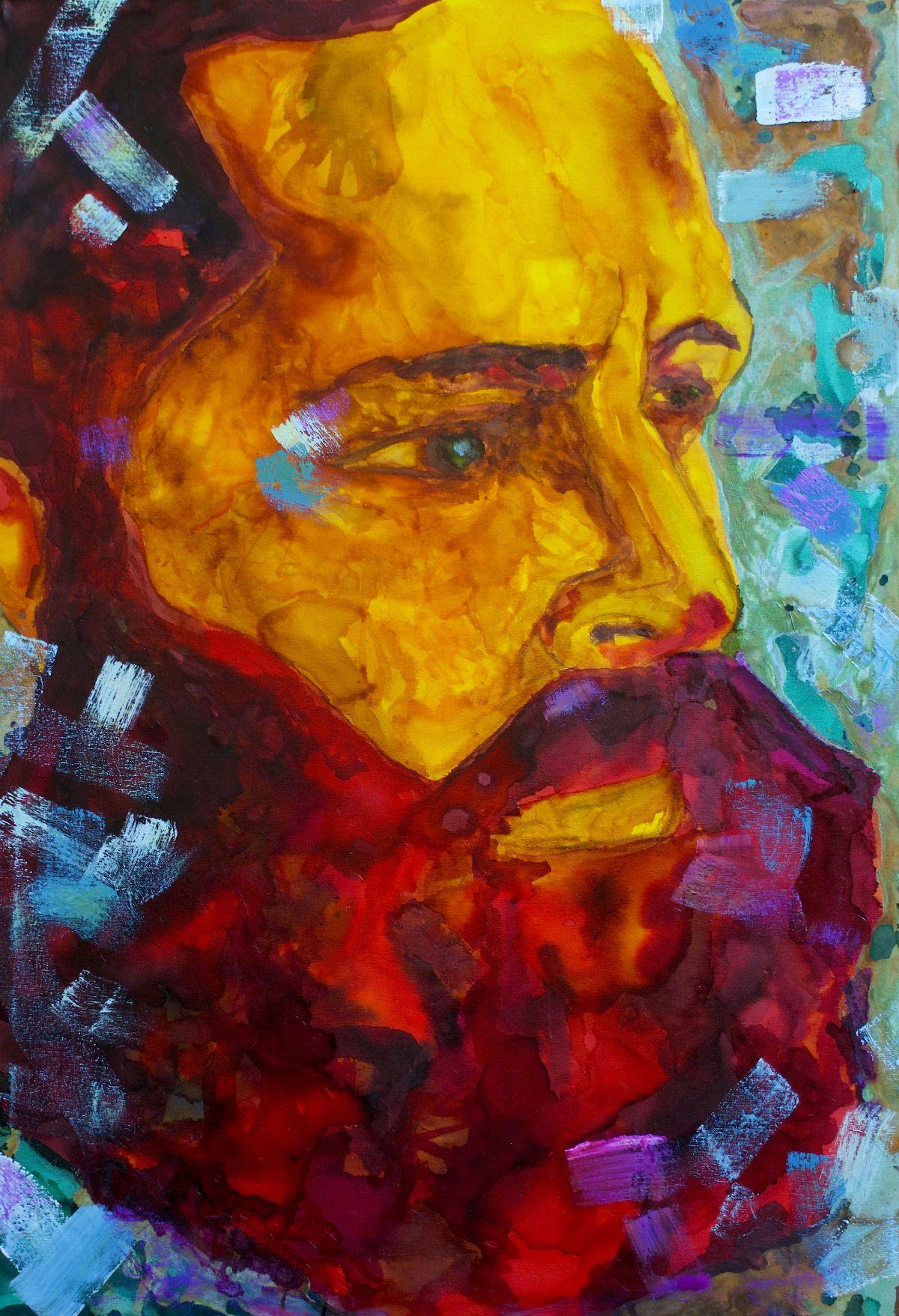 Kunst: Corraggio da Leoni van kunstenaar  Beddru