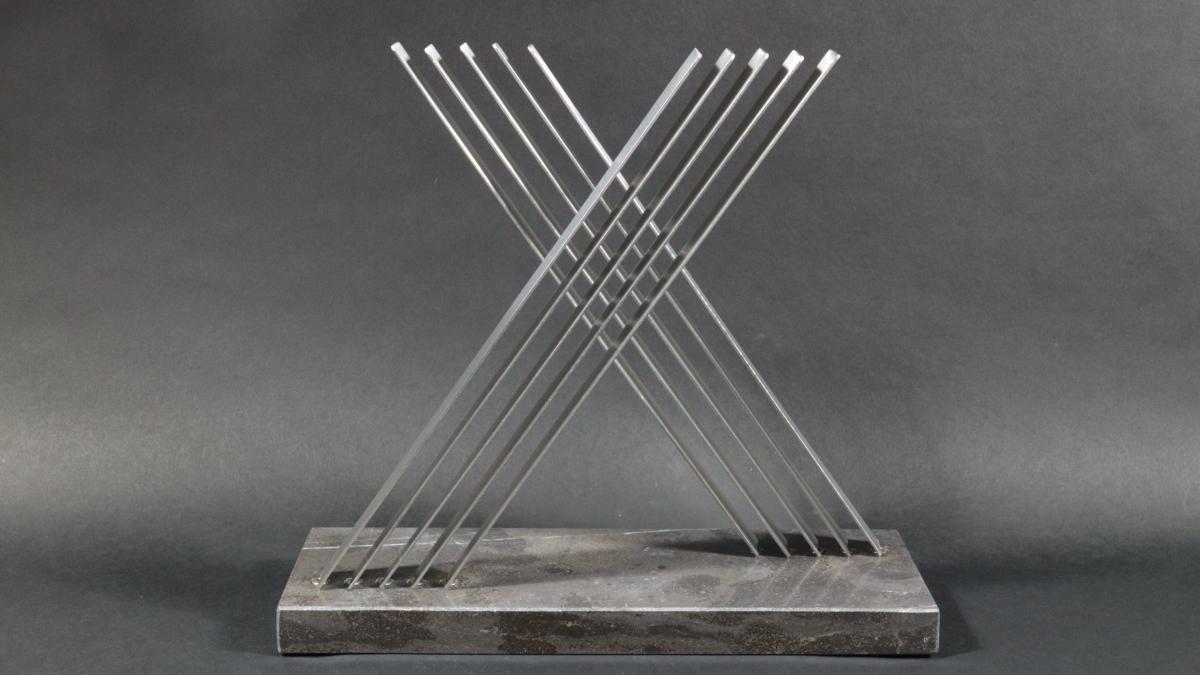 Kunst: Crossing Lines van kunstenaar Bert Verboon