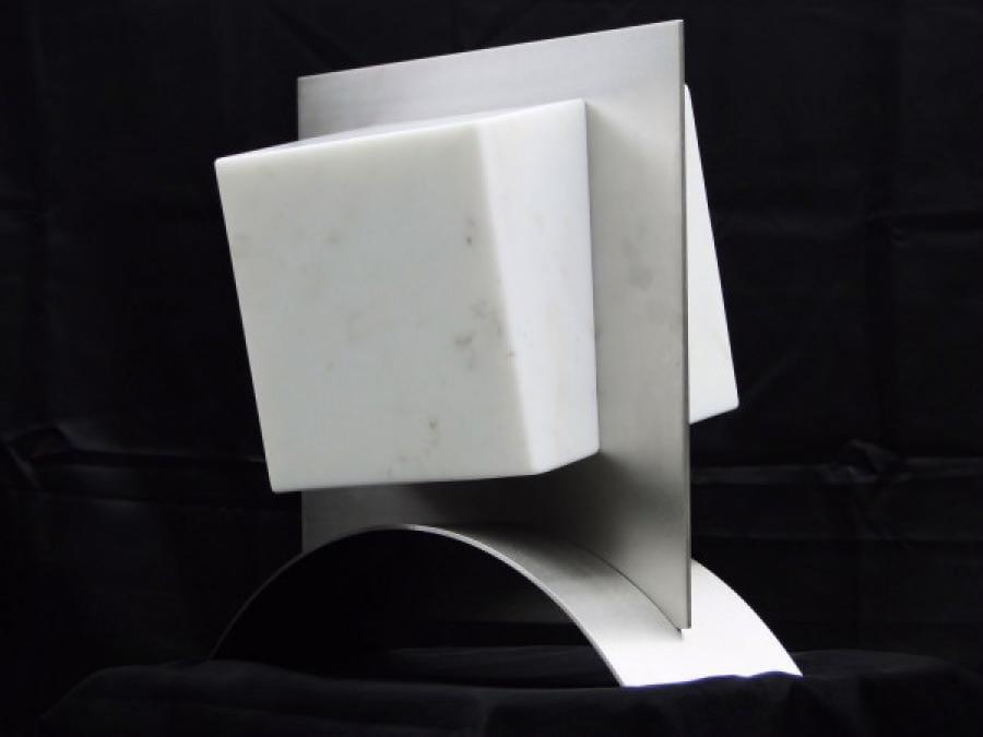 Kunst: Cube van kunstenaar Bert Verboon