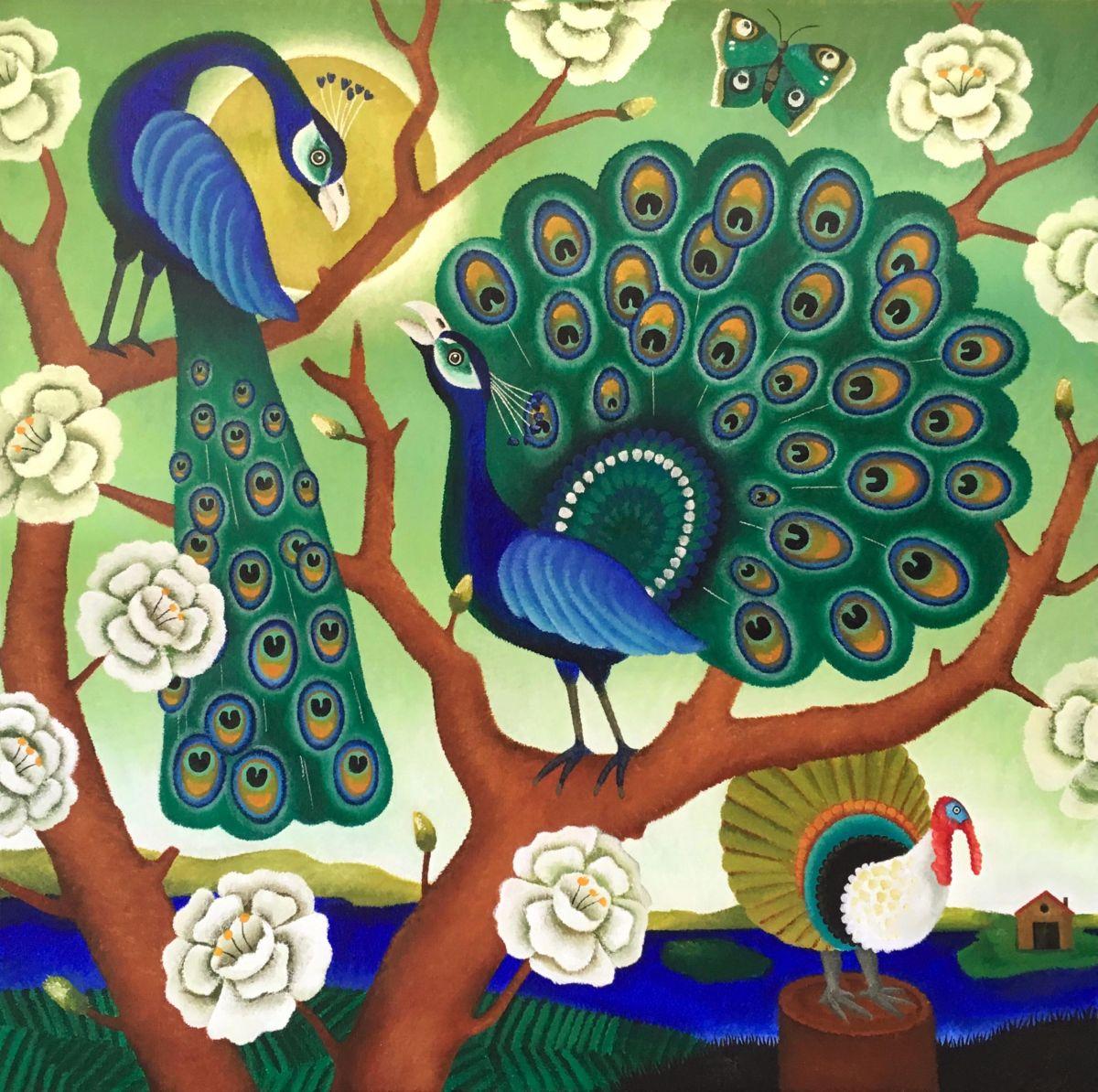 Kunst: Dag Pauw Oog van kunstenaar Yvonne Zomerdijk