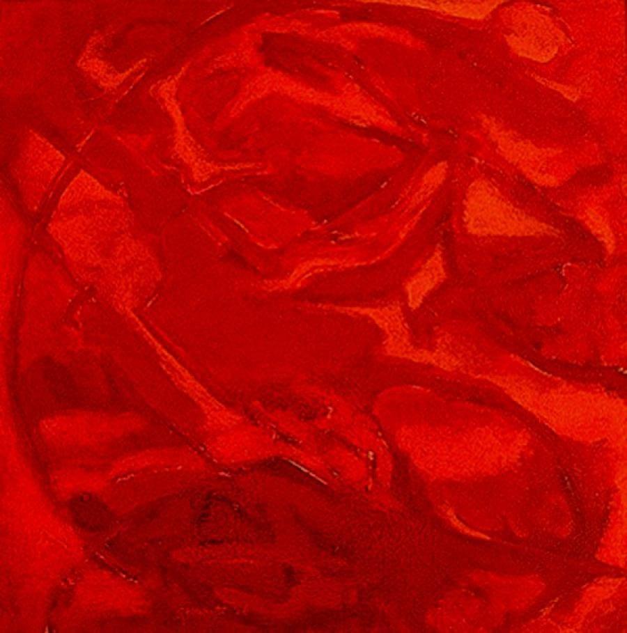 Kunst: Dantes inferno van kunstenaar  Reinoudt