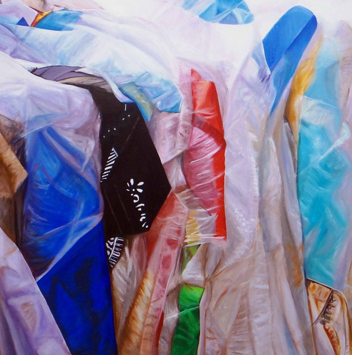 Kunst: Daybreak van kunstenaar Ella Joosten
