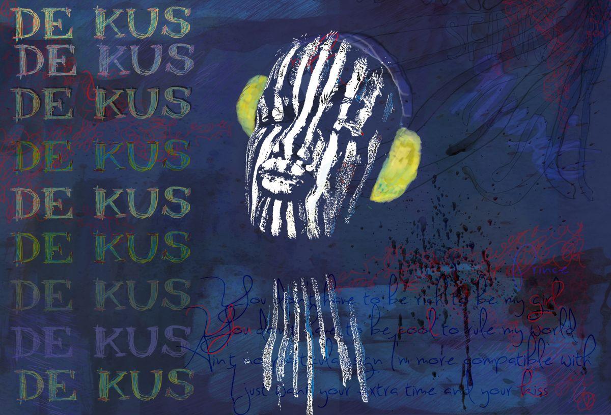 Kunst: De kus van kunstenaar Marieke Gaymans