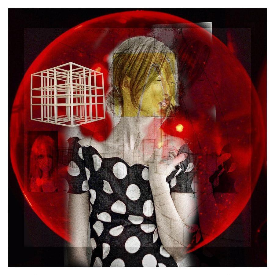 Kunst: De ongekooide vrouw. Limited Edition [8] van kunstenaar Geert Lemmers