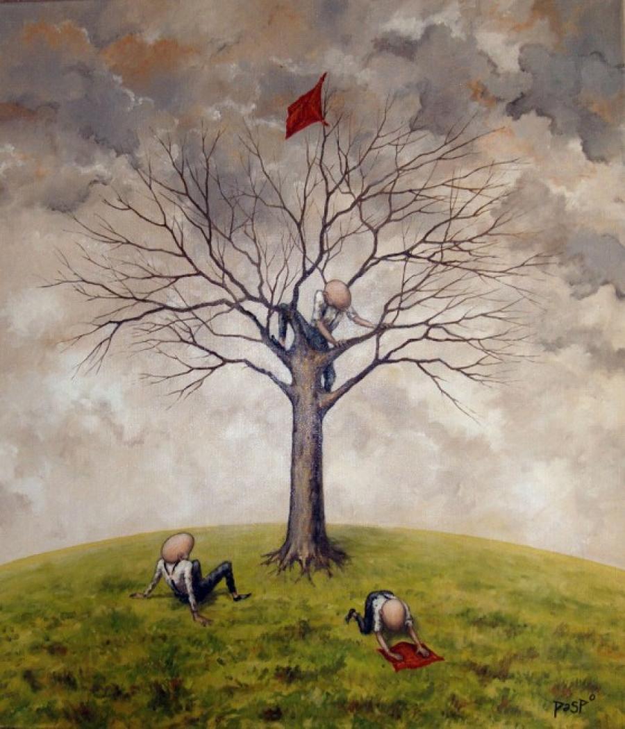 Kunst: De Zege van kunstenaar Paddy Spoelder