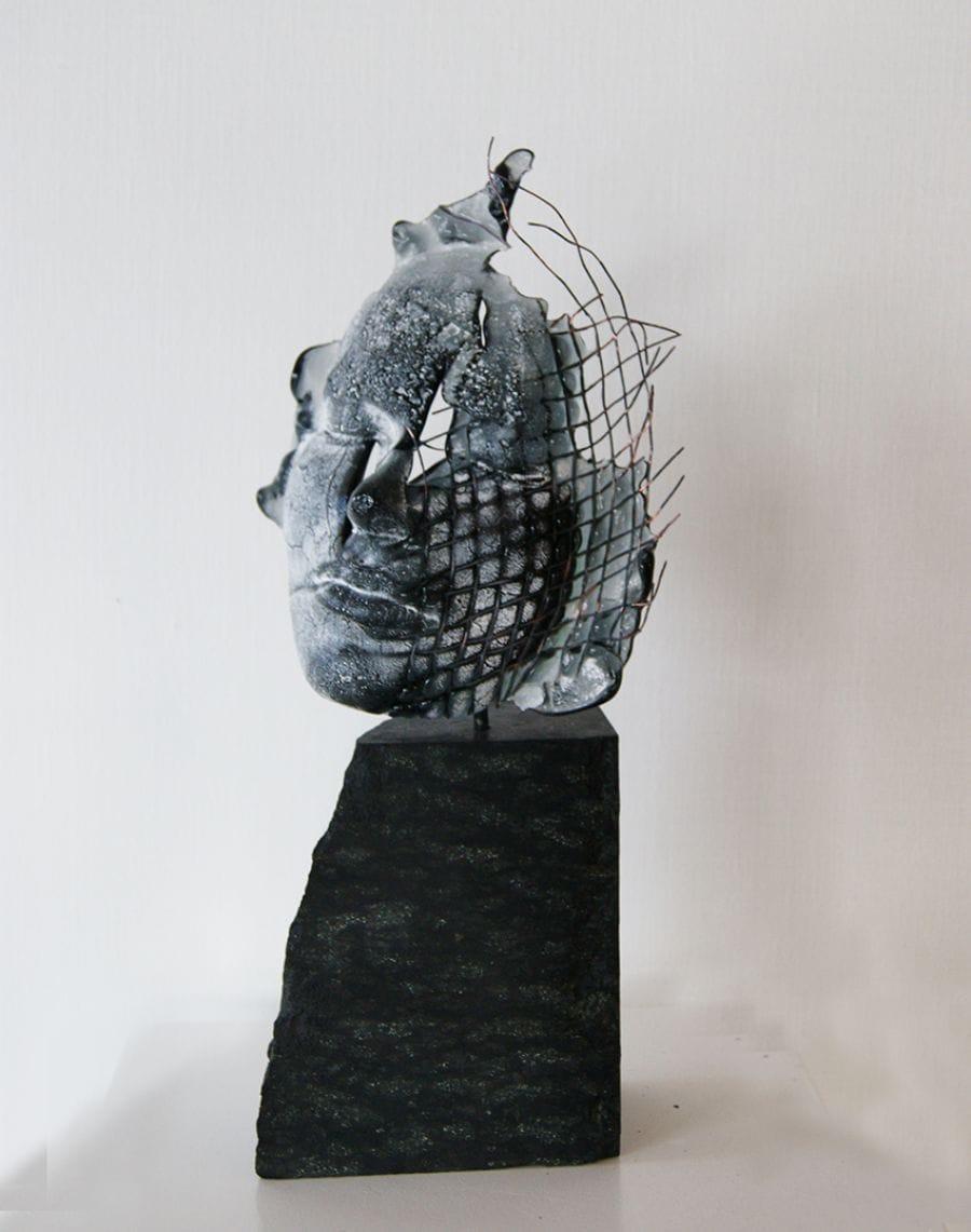Kunst: Despair van kunstenaar Mari Meszaros